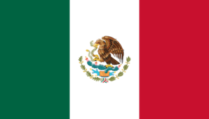mexico flag rgb