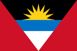 antigua and barbuda flag colors