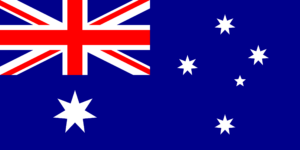 australia flag colors