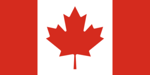 canadian flag color codes
