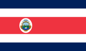 hex rgb cmyk costa rica flag