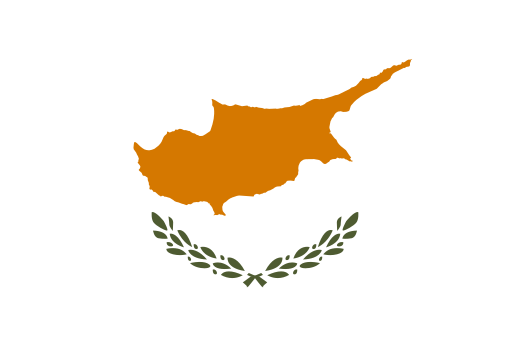 Cyprus flag colors