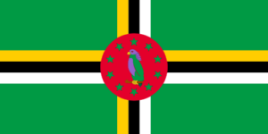 dominica flag pms rgb hex