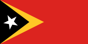east timor hex rgb color codes
