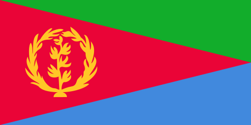 Eritrea flag colors