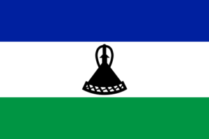 lesotho flag hex rgb color codes