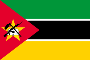 mozambique flag colors