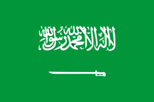 saudi arabia pantone color