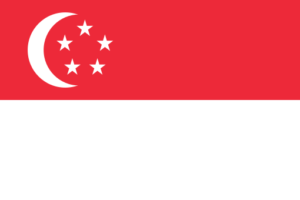 singapore flag colors