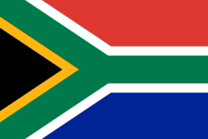 south africa PANTONE colors