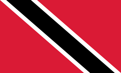Trinidad & Tobago flag colors