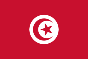 tunisia flag colors cmyk