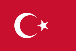 turkey flag hex rgb cmyk
