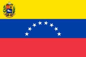 venezuelan flag colors